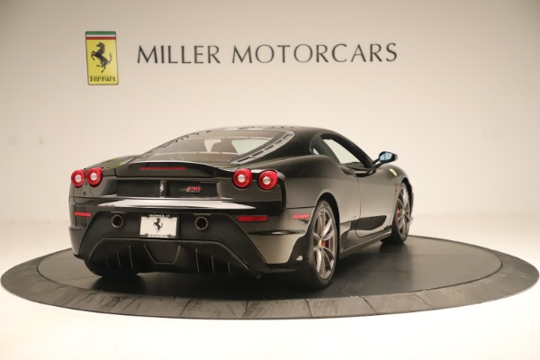 Used 2008 Ferrari F430 Scuderia for sale Sold at Alfa Romeo of Greenwich in Greenwich CT 06830 7