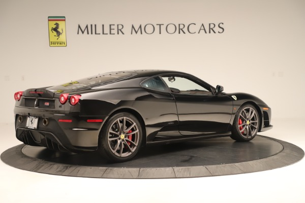 Used 2008 Ferrari F430 Scuderia for sale Sold at Alfa Romeo of Greenwich in Greenwich CT 06830 8
