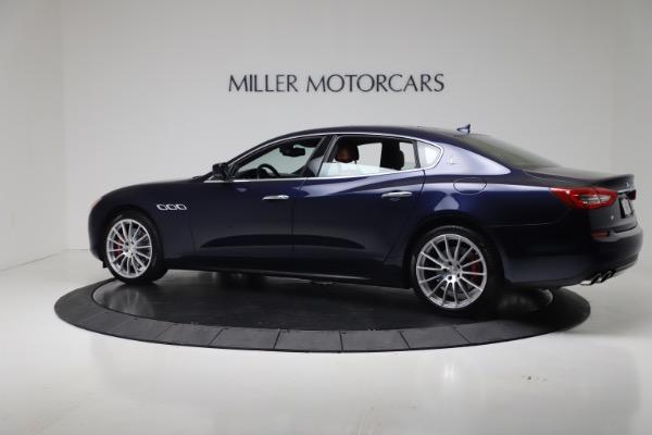 Used 2016 Maserati Quattroporte S Q4 for sale Sold at Alfa Romeo of Greenwich in Greenwich CT 06830 4