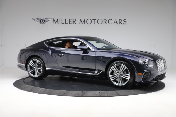 New 2020 Bentley Continental GT V8 for sale $240,935 at Alfa Romeo of Greenwich in Greenwich CT 06830 10