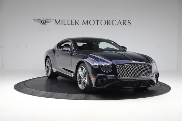 New 2020 Bentley Continental GT V8 for sale $240,935 at Alfa Romeo of Greenwich in Greenwich CT 06830 11