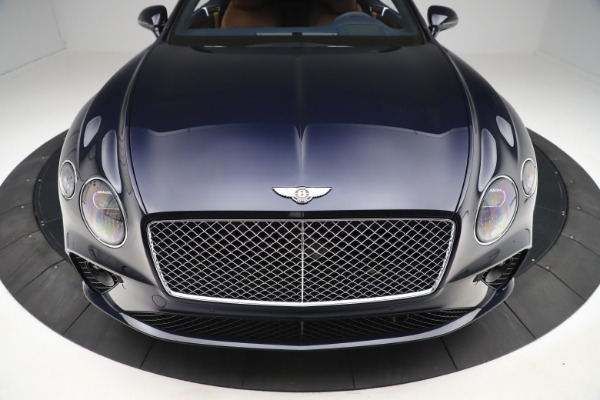 New 2020 Bentley Continental GT V8 for sale $240,935 at Alfa Romeo of Greenwich in Greenwich CT 06830 13
