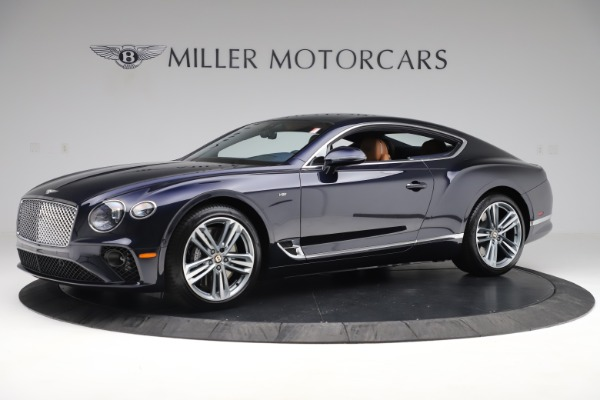 New 2020 Bentley Continental GT V8 for sale $240,935 at Alfa Romeo of Greenwich in Greenwich CT 06830 2