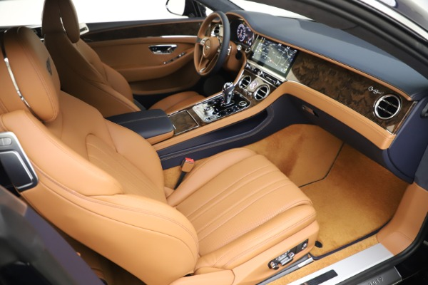 New 2020 Bentley Continental GT V8 for sale $240,935 at Alfa Romeo of Greenwich in Greenwich CT 06830 27