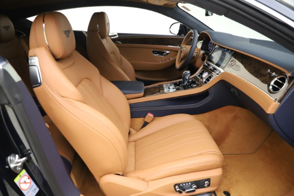 New 2020 Bentley Continental GT V8 for sale $240,935 at Alfa Romeo of Greenwich in Greenwich CT 06830 28