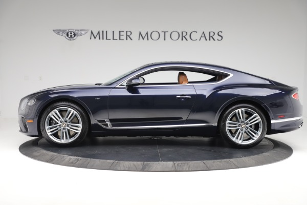 New 2020 Bentley Continental GT V8 for sale $240,935 at Alfa Romeo of Greenwich in Greenwich CT 06830 3
