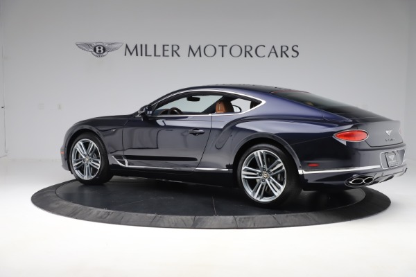 New 2020 Bentley Continental GT V8 for sale $240,935 at Alfa Romeo of Greenwich in Greenwich CT 06830 4