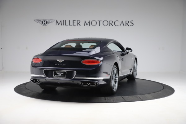 New 2020 Bentley Continental GT V8 for sale $240,935 at Alfa Romeo of Greenwich in Greenwich CT 06830 7