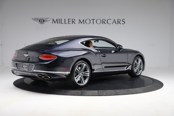 New 2020 Bentley Continental GT V8 for sale $240,935 at Alfa Romeo of Greenwich in Greenwich CT 06830 8
