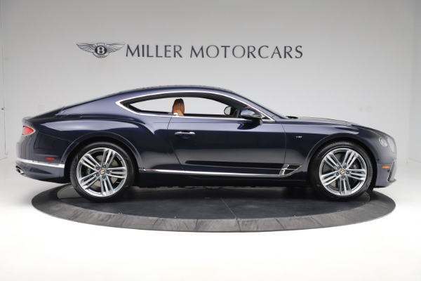 New 2020 Bentley Continental GT V8 for sale $240,935 at Alfa Romeo of Greenwich in Greenwich CT 06830 9