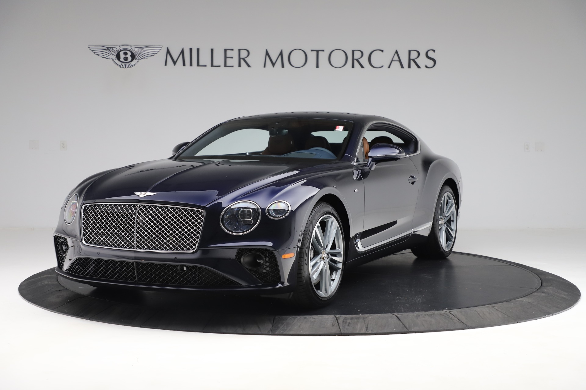 New 2020 Bentley Continental GT V8 for sale $240,935 at Alfa Romeo of Greenwich in Greenwich CT 06830 1