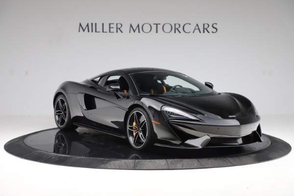 Used 2017 McLaren 570S Coupe for sale $161,900 at Alfa Romeo of Greenwich in Greenwich CT 06830 10