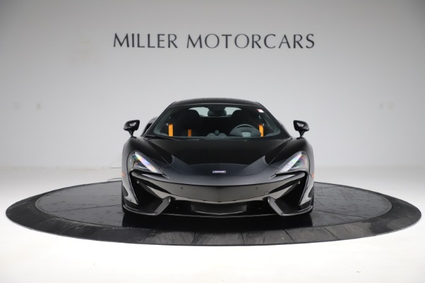 Used 2017 McLaren 570S Coupe for sale $161,900 at Alfa Romeo of Greenwich in Greenwich CT 06830 11