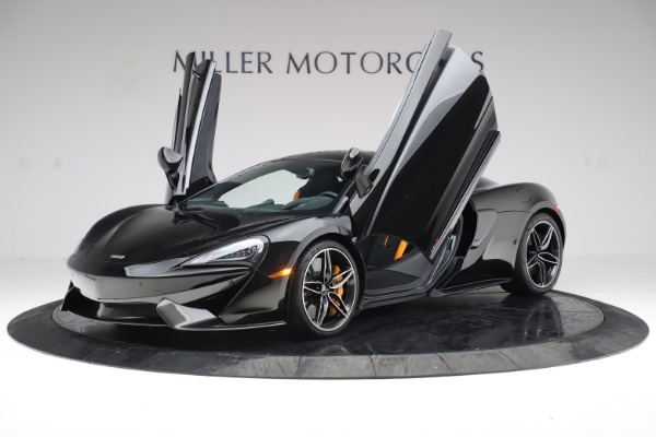 Used 2017 McLaren 570S Coupe for sale $161,900 at Alfa Romeo of Greenwich in Greenwich CT 06830 13