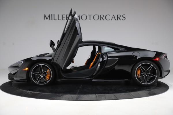 Used 2017 McLaren 570S Coupe for sale $161,900 at Alfa Romeo of Greenwich in Greenwich CT 06830 14