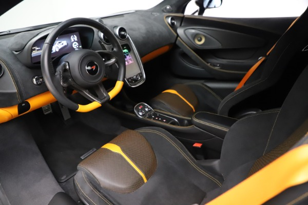Used 2017 McLaren 570S Coupe for sale $161,900 at Alfa Romeo of Greenwich in Greenwich CT 06830 16