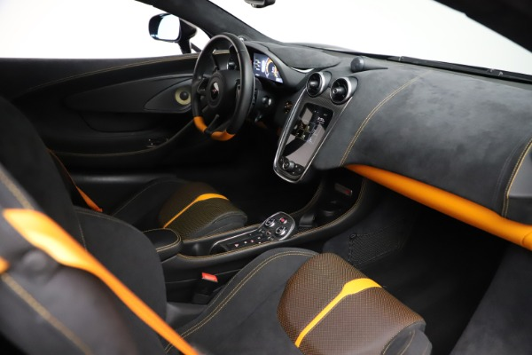 Used 2017 McLaren 570S Coupe for sale $161,900 at Alfa Romeo of Greenwich in Greenwich CT 06830 19