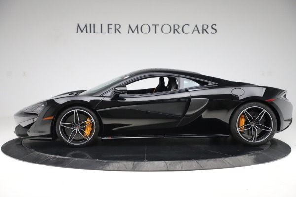 Used 2017 McLaren 570S Coupe for sale $161,900 at Alfa Romeo of Greenwich in Greenwich CT 06830 2