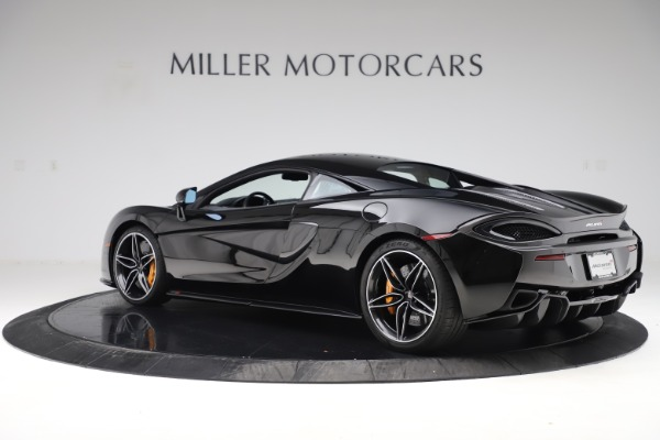 Used 2017 McLaren 570S Coupe for sale $161,900 at Alfa Romeo of Greenwich in Greenwich CT 06830 3