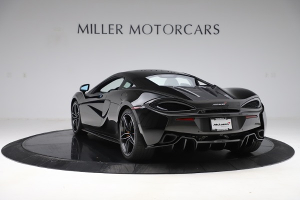 Used 2017 McLaren 570S Coupe for sale $161,900 at Alfa Romeo of Greenwich in Greenwich CT 06830 4