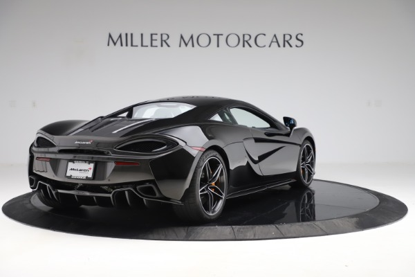 Used 2017 McLaren 570S Coupe for sale $161,900 at Alfa Romeo of Greenwich in Greenwich CT 06830 6