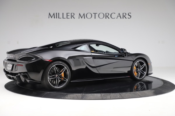 Used 2017 McLaren 570S Coupe for sale $161,900 at Alfa Romeo of Greenwich in Greenwich CT 06830 7
