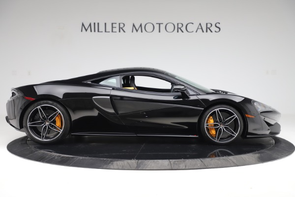 Used 2017 McLaren 570S Coupe for sale $161,900 at Alfa Romeo of Greenwich in Greenwich CT 06830 8