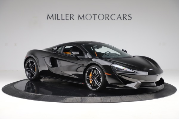 Used 2017 McLaren 570S Coupe for sale $161,900 at Alfa Romeo of Greenwich in Greenwich CT 06830 9