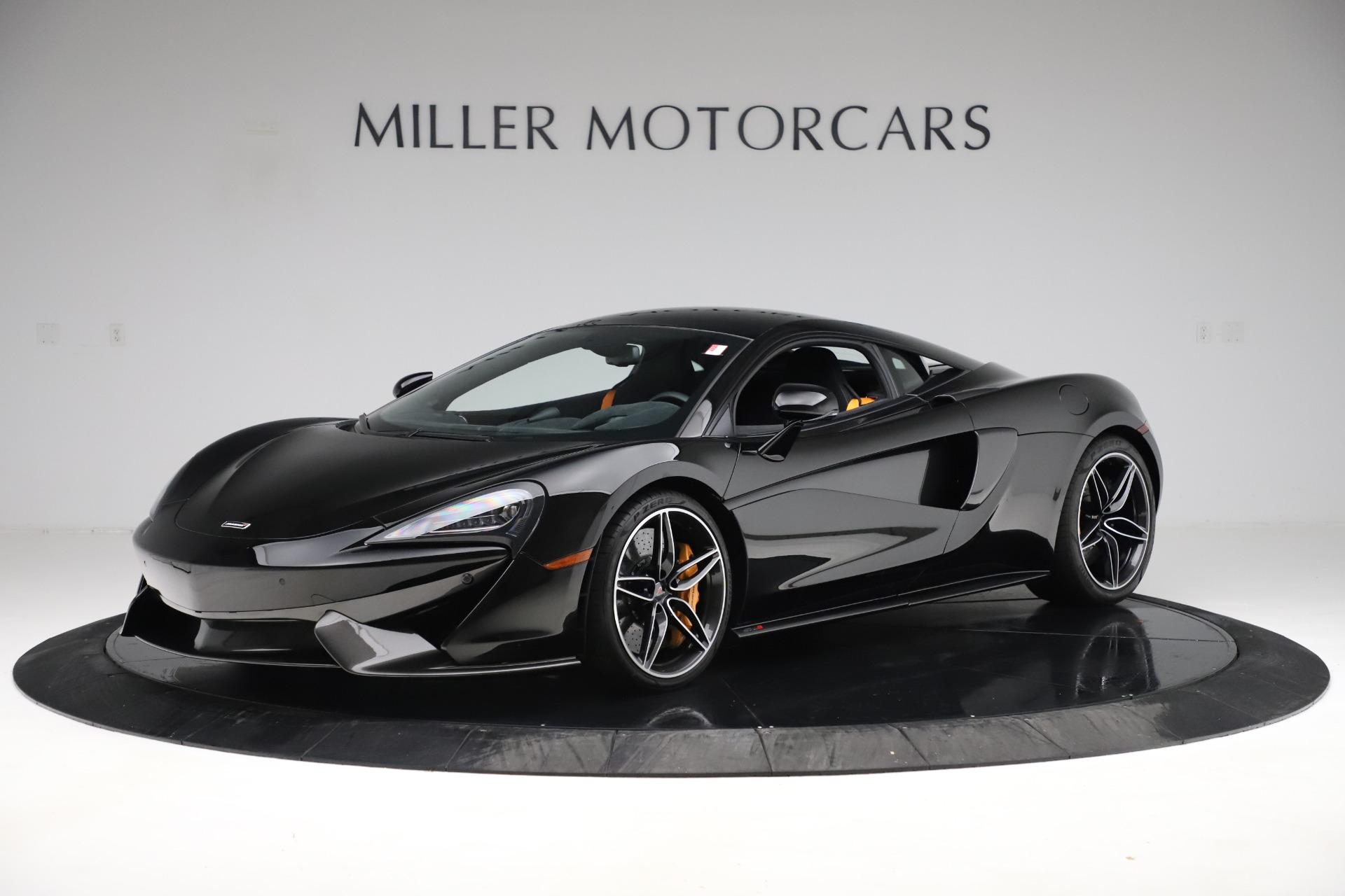 Used 2017 McLaren 570S Coupe for sale $161,900 at Alfa Romeo of Greenwich in Greenwich CT 06830 1