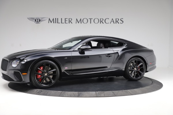 Used 2020 Bentley Continental GT V8 for sale Sold at Alfa Romeo of Greenwich in Greenwich CT 06830 2