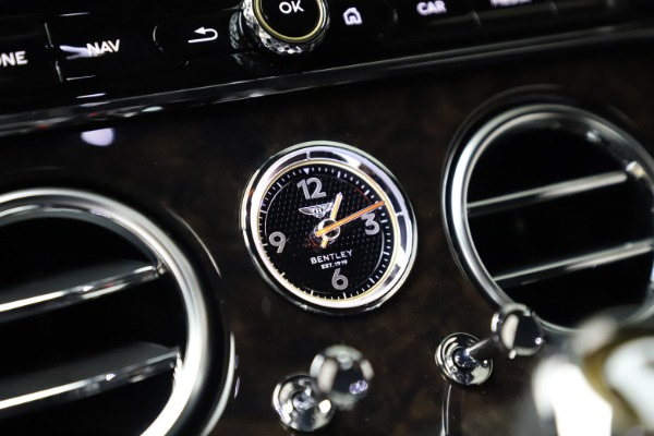 Used 2020 Bentley Continental GT V8 for sale Sold at Alfa Romeo of Greenwich in Greenwich CT 06830 23