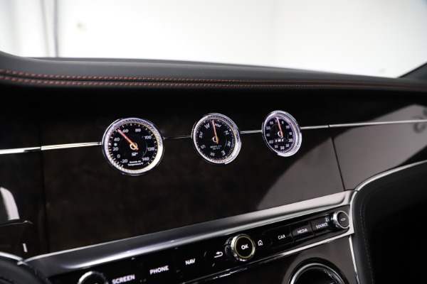 Used 2020 Bentley Continental GT V8 for sale Sold at Alfa Romeo of Greenwich in Greenwich CT 06830 27