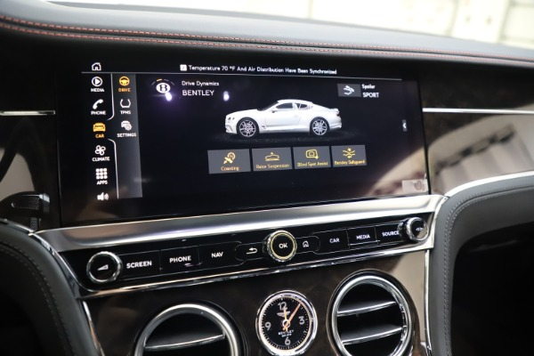 Used 2020 Bentley Continental GT V8 for sale Sold at Alfa Romeo of Greenwich in Greenwich CT 06830 28