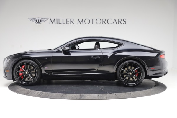 Used 2020 Bentley Continental GT V8 for sale Sold at Alfa Romeo of Greenwich in Greenwich CT 06830 3