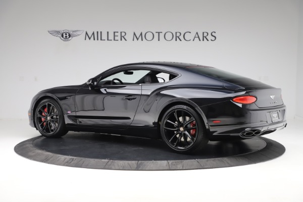 Used 2020 Bentley Continental GT V8 for sale Sold at Alfa Romeo of Greenwich in Greenwich CT 06830 4
