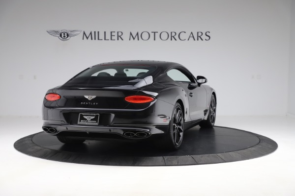 Used 2020 Bentley Continental GT V8 for sale Sold at Alfa Romeo of Greenwich in Greenwich CT 06830 7