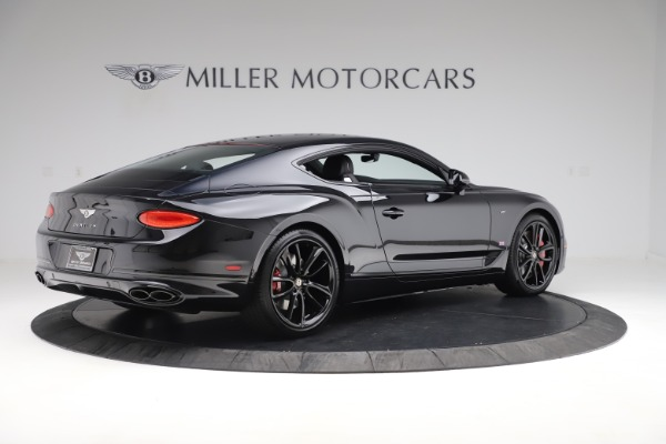 Used 2020 Bentley Continental GT V8 for sale Sold at Alfa Romeo of Greenwich in Greenwich CT 06830 8