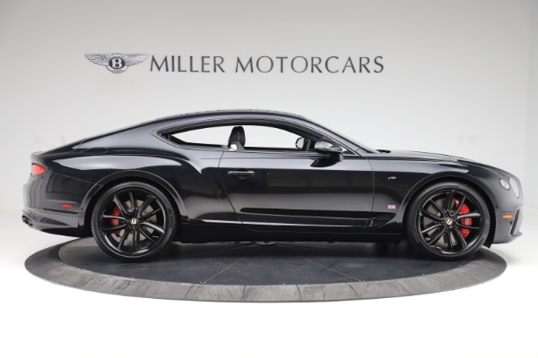 Used 2020 Bentley Continental GT V8 for sale Sold at Alfa Romeo of Greenwich in Greenwich CT 06830 9