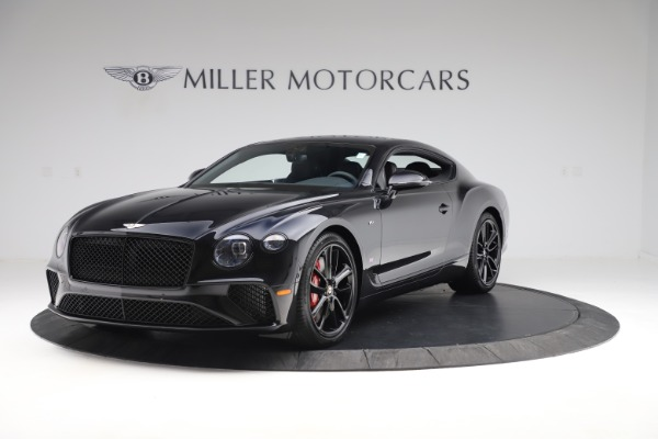 Used 2020 Bentley Continental GT V8 for sale Sold at Alfa Romeo of Greenwich in Greenwich CT 06830 1