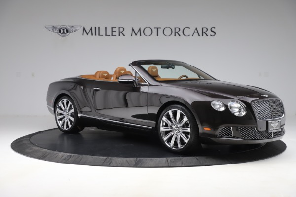 Used 2013 Bentley Continental GT W12 for sale Sold at Alfa Romeo of Greenwich in Greenwich CT 06830 10