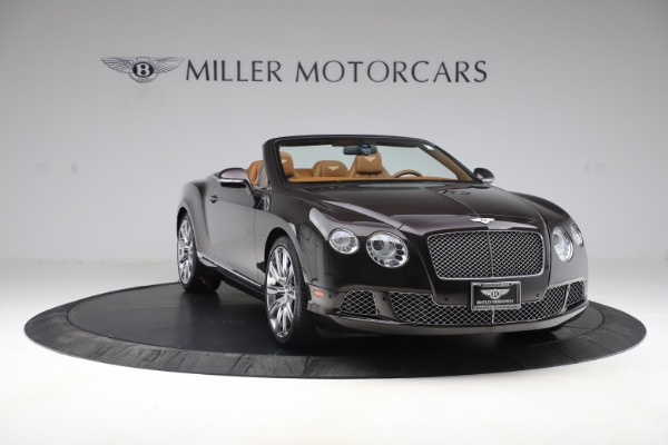 Used 2013 Bentley Continental GT W12 for sale Sold at Alfa Romeo of Greenwich in Greenwich CT 06830 11