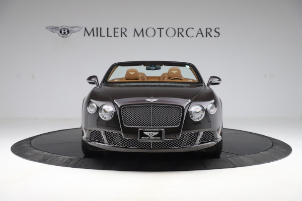 Used 2013 Bentley Continental GT W12 for sale Sold at Alfa Romeo of Greenwich in Greenwich CT 06830 12