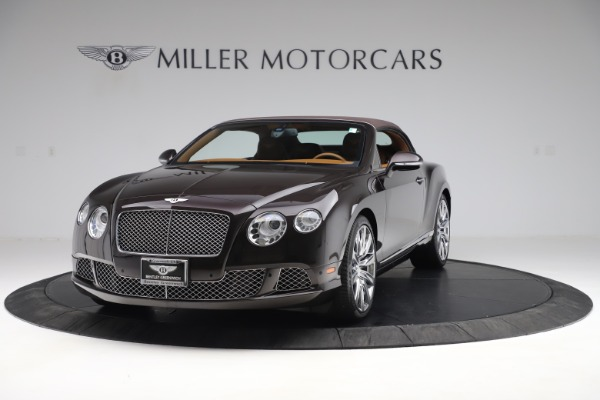 Used 2013 Bentley Continental GT W12 for sale Sold at Alfa Romeo of Greenwich in Greenwich CT 06830 13