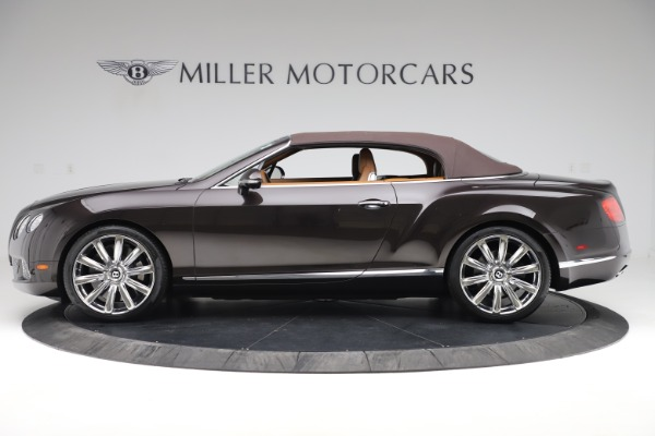 Used 2013 Bentley Continental GT W12 for sale Sold at Alfa Romeo of Greenwich in Greenwich CT 06830 14
