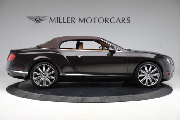 Used 2013 Bentley Continental GT W12 for sale Sold at Alfa Romeo of Greenwich in Greenwich CT 06830 17