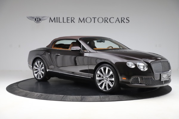 Used 2013 Bentley Continental GT W12 for sale Sold at Alfa Romeo of Greenwich in Greenwich CT 06830 18