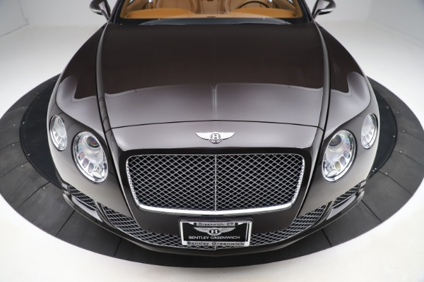 Used 2013 Bentley Continental GT W12 for sale Sold at Alfa Romeo of Greenwich in Greenwich CT 06830 19