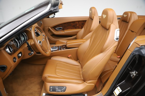 Used 2013 Bentley Continental GT W12 for sale Sold at Alfa Romeo of Greenwich in Greenwich CT 06830 24