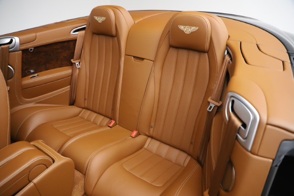 Used 2013 Bentley Continental GT W12 for sale Sold at Alfa Romeo of Greenwich in Greenwich CT 06830 28