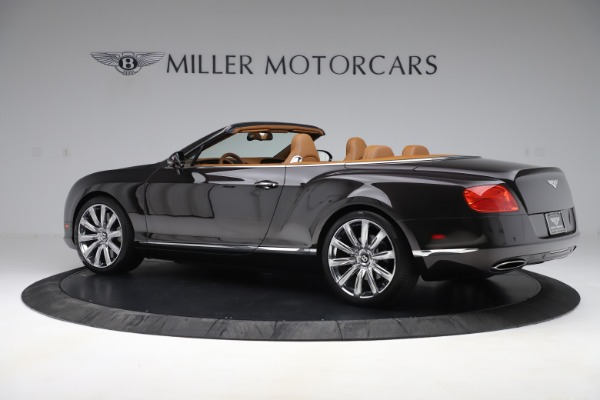 Used 2013 Bentley Continental GT W12 for sale Sold at Alfa Romeo of Greenwich in Greenwich CT 06830 4